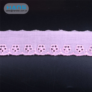 Hans Manufacturers Wholesale Eco-Friendly Polish Lace