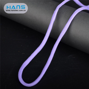 Hans Direct From China Factory Colorful Polyethylene Rope