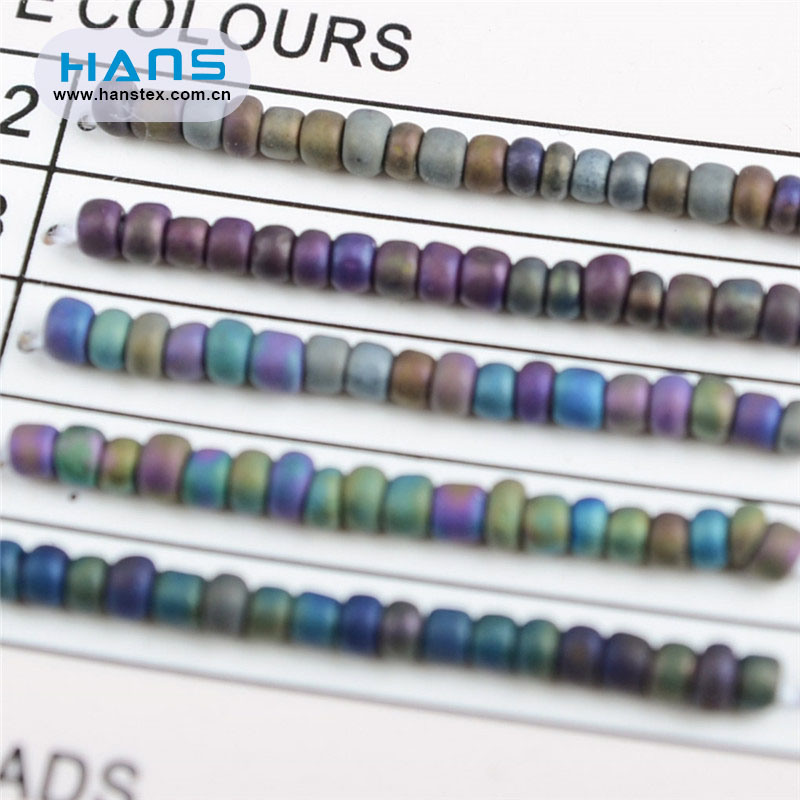 Hans Hot Sale Various Plastic Crystal Beads