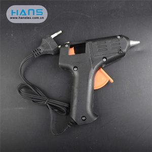 Hans Top Grade DIY Soft Hot Melt Glue Gun