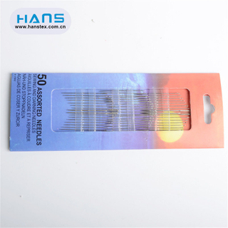 Hans Free Design Fixed Automatic Travel Sewing Kit
