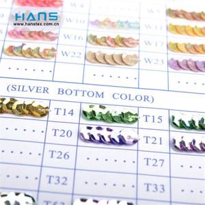 Hans Best Selling Clean and Flawless Sequin