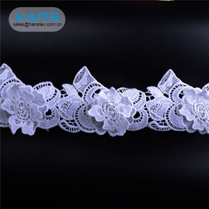 Hans Top Grade Beautifical Lace Applique