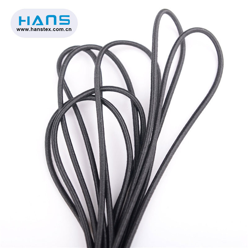 Hans Most Popular Weave Elastic Cord