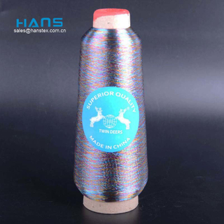 Hans Most Popular Super Selling High Density Iridescent Thread