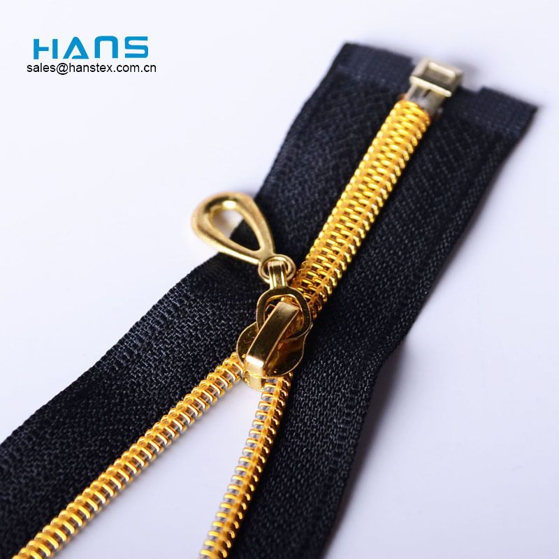 Hans Amazon Top Seller Eco Friendly Brand Zipper