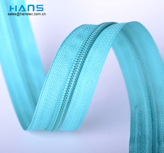 Hans Top Quality Mixed Colors #5 Nylon Zipper Meter