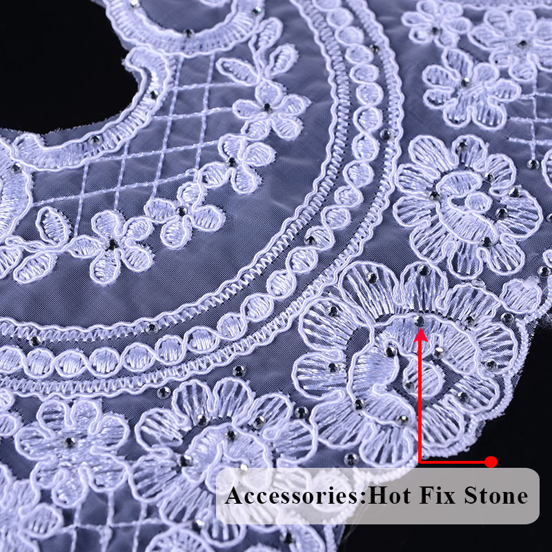 Hans Good Quality Fashion Design Wholesale French Lace