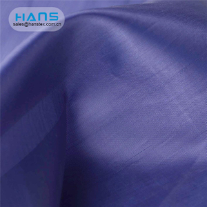 Hans Factory Hot Sales Lightweight Dyeing Polyester Taffeta Fabric