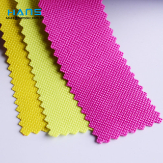 Hans Example of Standardized OEM Color PVC Oxford Fabric