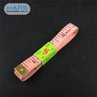 Hans 2019 Hot Sale Non-Slip Precision Tailor Measuring Tape