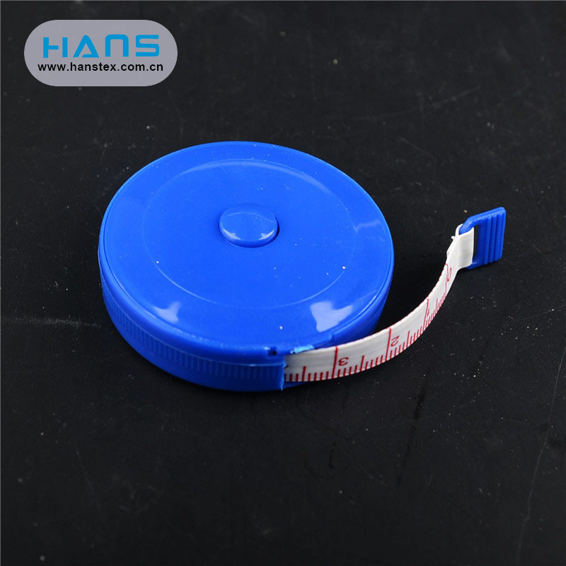 Hans Factory Hot Sales Lightweight Waterproof Custom Tailor Tape Measure