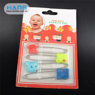 Hans High Quality Fixed Baby Safety Pin