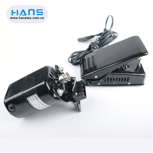 Hans Online Auction Industrial Sewing Machine Servo Motor