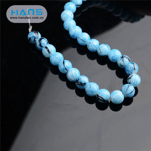 Hans Top Quality Shining 8mm Crystal Beads