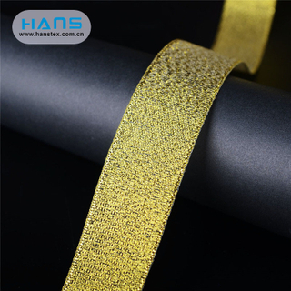 Hans Amazon Top Seller Fancy Decorative Mesh Ribbon