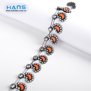 Hans China Factory Multicolor Ladies Rhinestone Belts