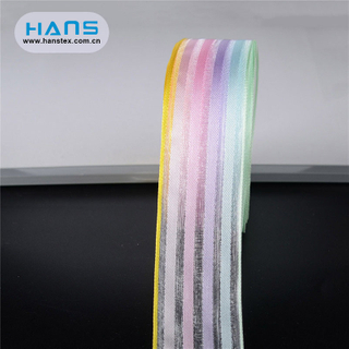 Hans Accept Custom Solid Color Hand Dyed Silk Ribbon