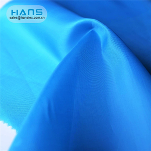 Hans Customized Service Dyed 380t Nylon Taffeta