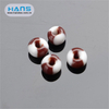 Hans Super Cheap Noble 10mm Glass Beads