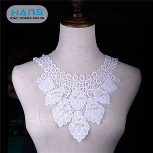 Hans New Custom Exquisite Lace Top