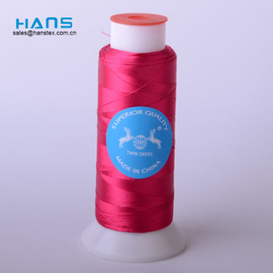 Hans Manufacturer OEM Promotional Viscose 120d Thread