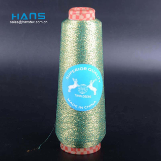 Hans Most Popular Continuous Gold Yarn