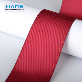 Hans Accept Custom High Grade Wide Ribbon