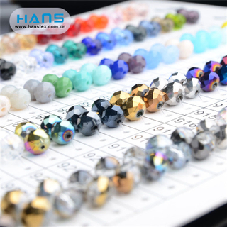 Hans China Manufacturer Wholesale Color Crystal Ab Bead