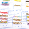 Hans High Quality OEM Loose Gold Sequin