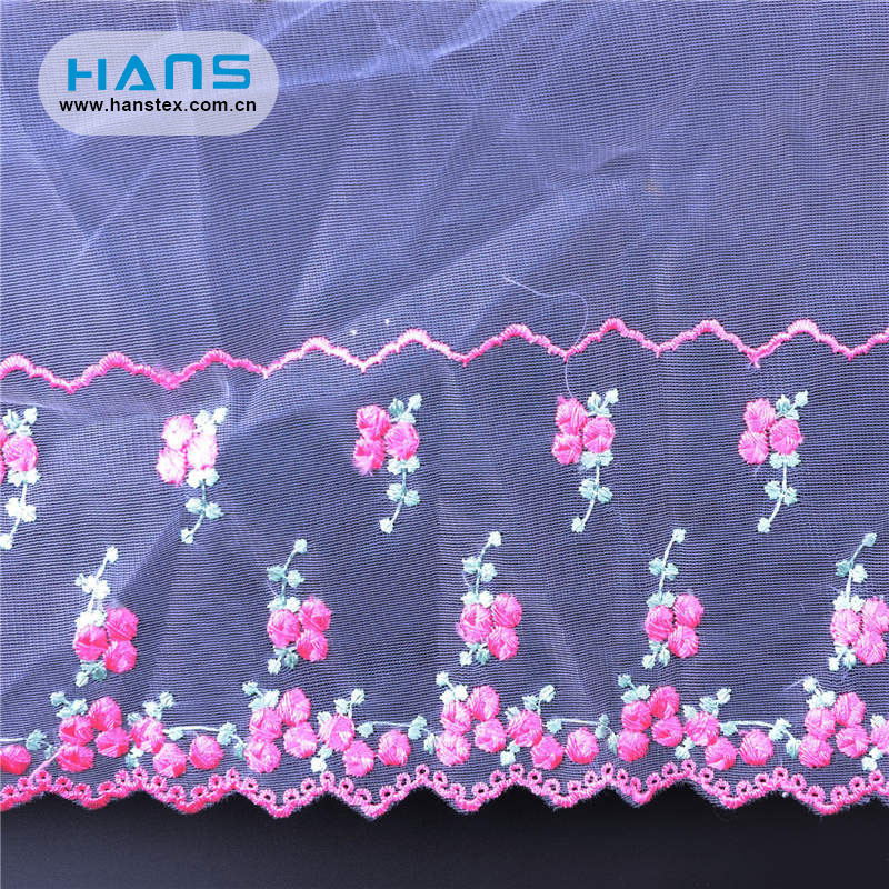 Hans Excellent Quality Beautifical Lace Fabric