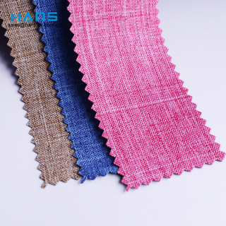 Hans New Well Designed Thick Polyester Bag Fabric