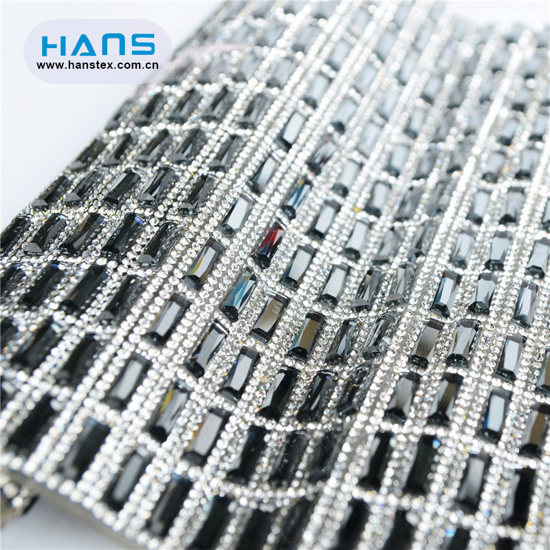 Hans Stylish and Premium Noble Rhinestone Sticker Sheet