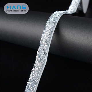 Hans Amazon Top Seller DIY Ribbon Trim