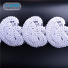 Hans Custom Promotion White Saree Embroidery Lace