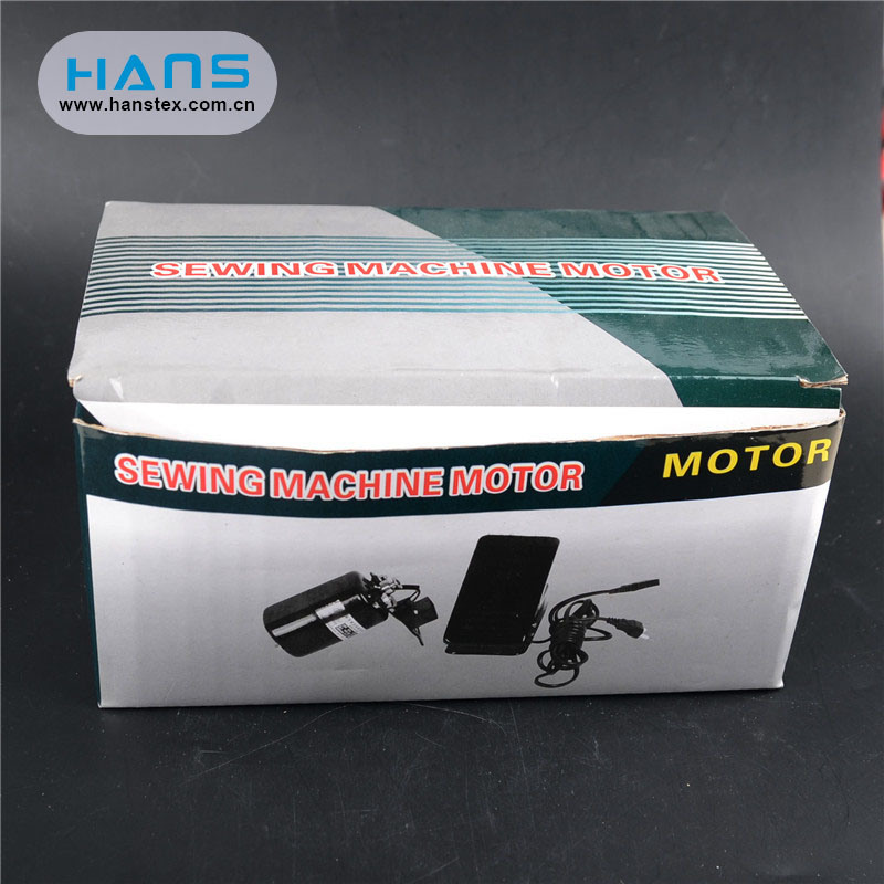 Hans Customized Service Household Sewing Machine Motor