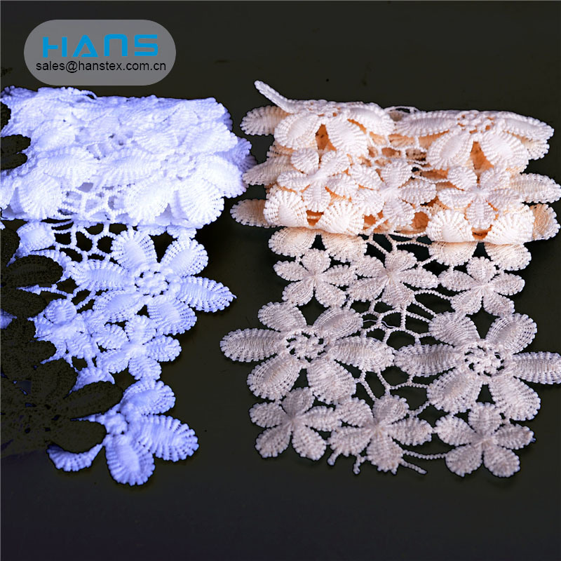 Hans Top Quality Popular Lace Material