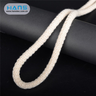 Hans Factory Directly Sell Easy to Use Cotton Cord