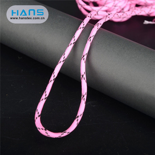 Hans Amazon Top Seller Wear-Resisting Polyester Cord Strap