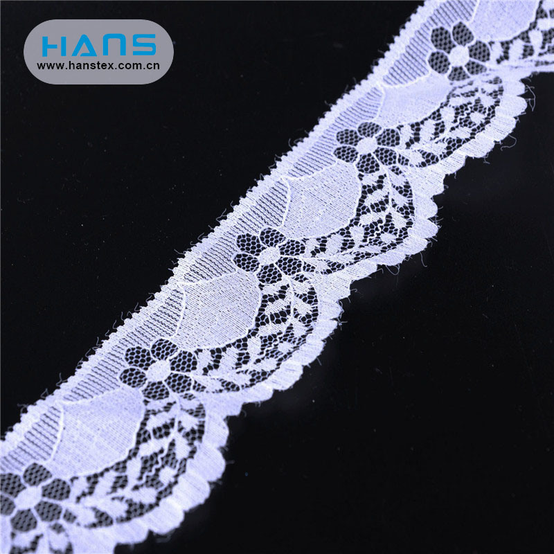 Hans China Factory White Lace Underwear
