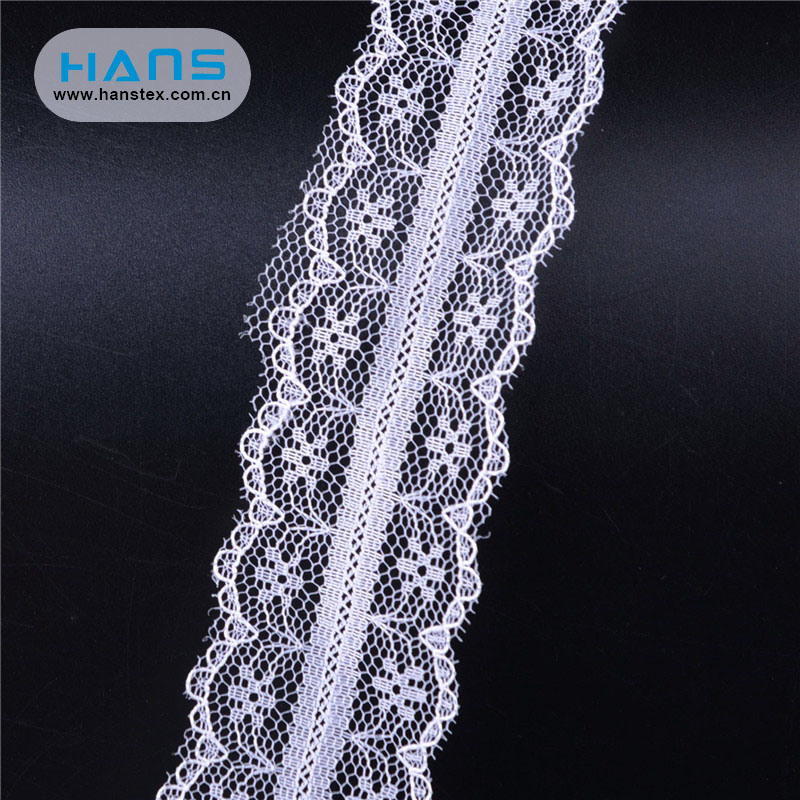 Hans Free Design Exquisite Lace Fabric Making Machine
