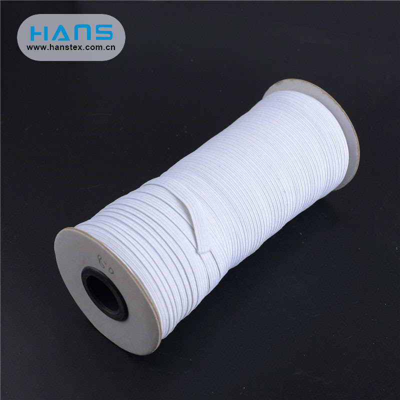 Hans Best Selling Fashion Design Rubber Elastic Tape