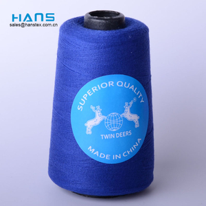 Hans Directly Sell Durable Sewing Thread Wholesale