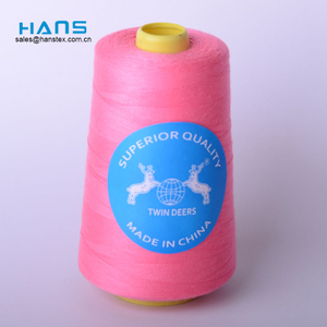 Hans Cheap Price Multicolor Sweing Thread