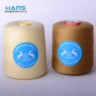 Hans Competitive Price High Strength Sewing Thread Price