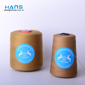 Hans Gold Supplier Continuous Bag Closing Thread
